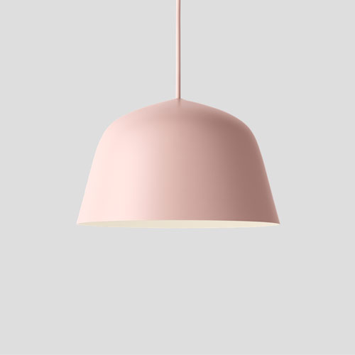 Muuto Ambit Lamp Rose 25cm