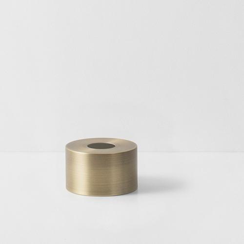 Ferm Living Disc Shade Brass