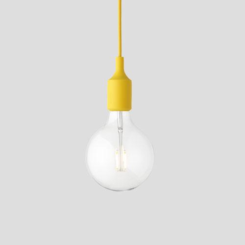 E27 Yellow Led