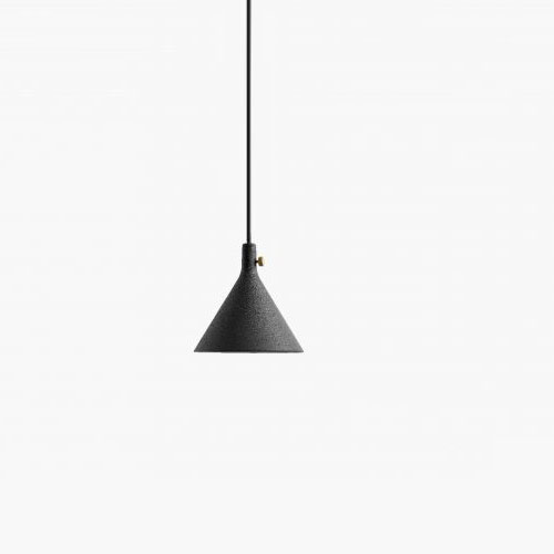 Menu Cast Pendant Shape 1 Black