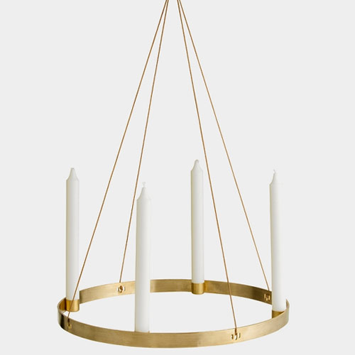 Ferm Living Candle Holder Circle Large