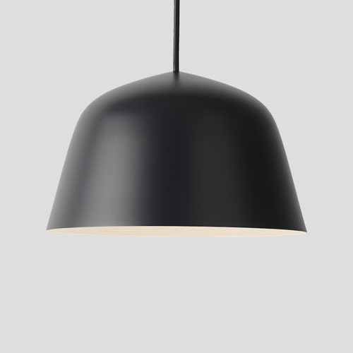 Muuto Ambit lamp black 40 cm