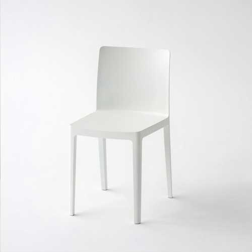 HAY Elementaire Chair Creame White