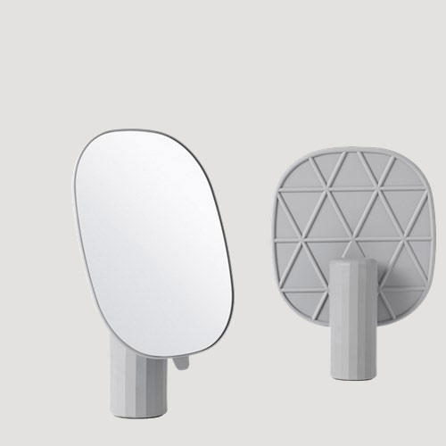 Muuto Mimic Mirror Grey