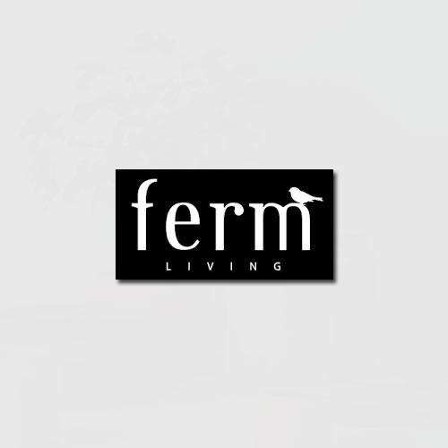 Ferm Living Dome Shade Light Grey