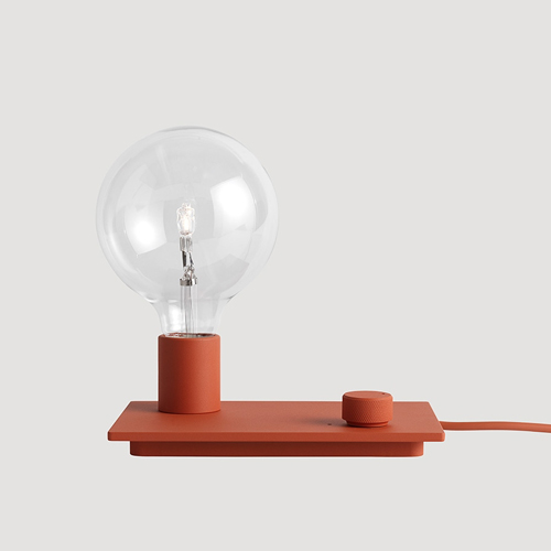 Muuto Control Lamp - Red