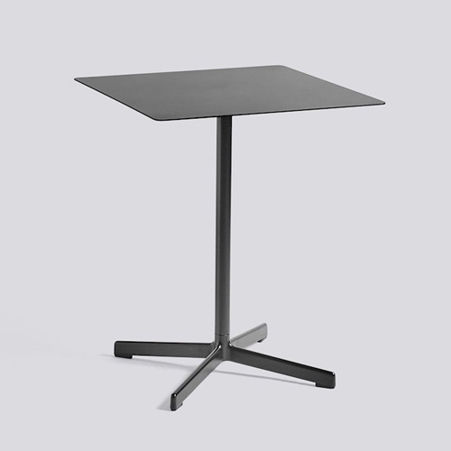 Neu Table Square Charcoal