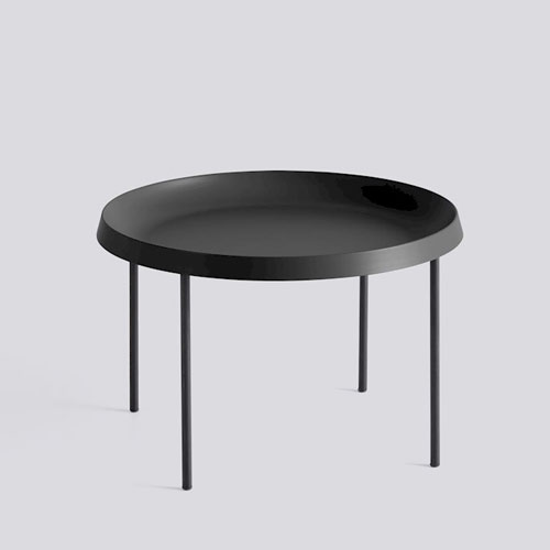 HAY Tulou coffeetable black