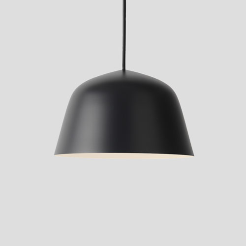 Muuto Ambit Lamp Black 25cm