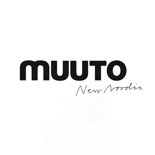 Muuto Folded Shelf Medium Black 63cm