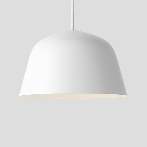 Muuto Ambit lamp white 40 cm