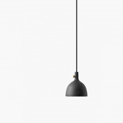 Menu Cast Pendant Shape 2 Black