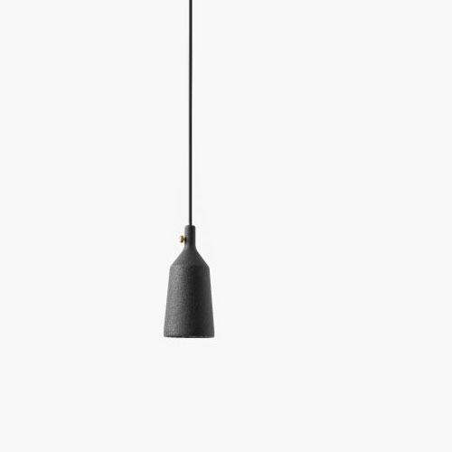 Menu Cast Pendant Shape 3 Black