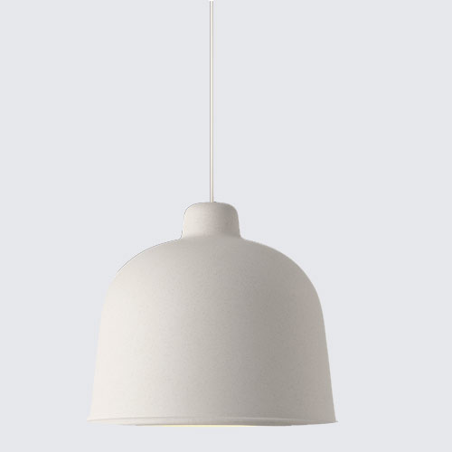 Muuto Grain Lamp White