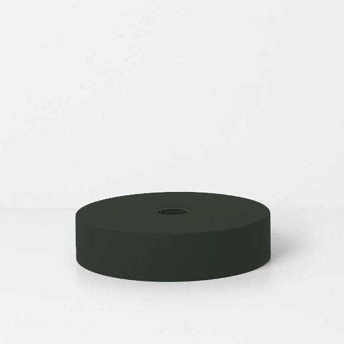 Ferm Living Record Shade Black