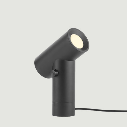 Beam lamp Black