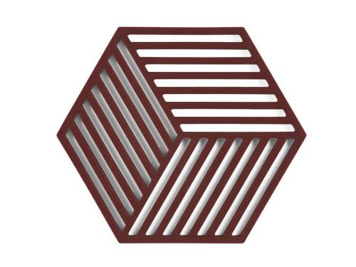 Trivet raisin hexagon