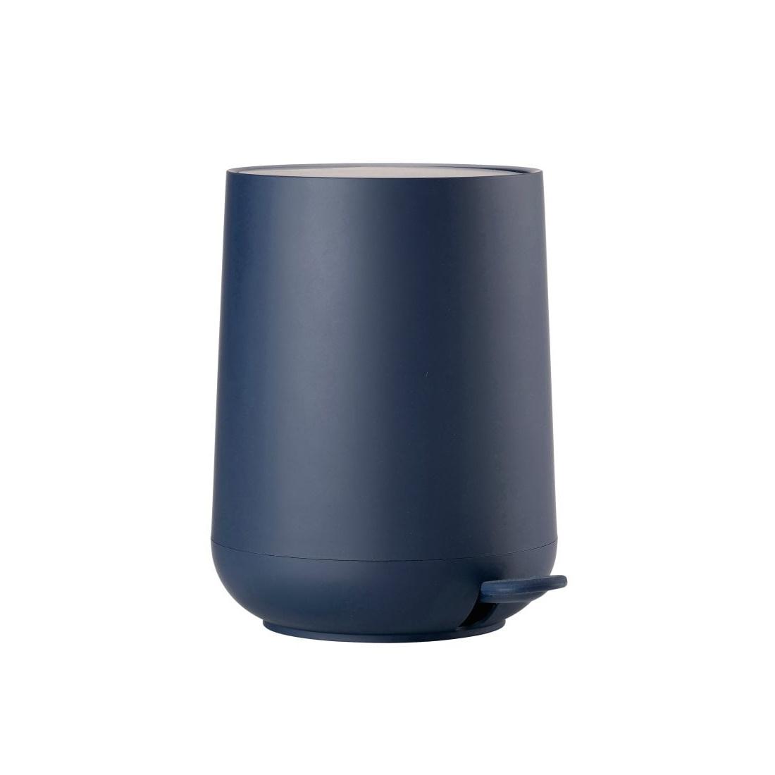 Pedal bin royal blue nova 3 L