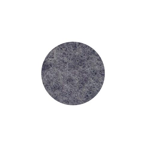 Onderzetter 9cm anthracite 01