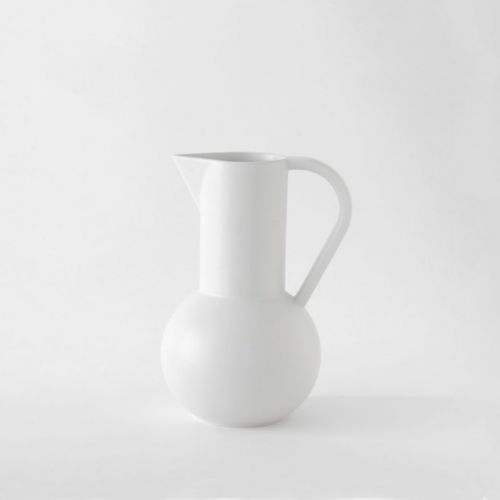 Raawii Medium Jug Strøm Vaporous Grey