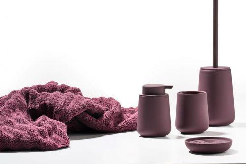 Toiletbrush velvet purple nova one