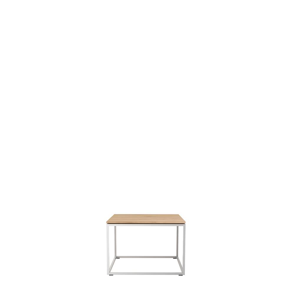 Ethnicraft salontafel 50x50