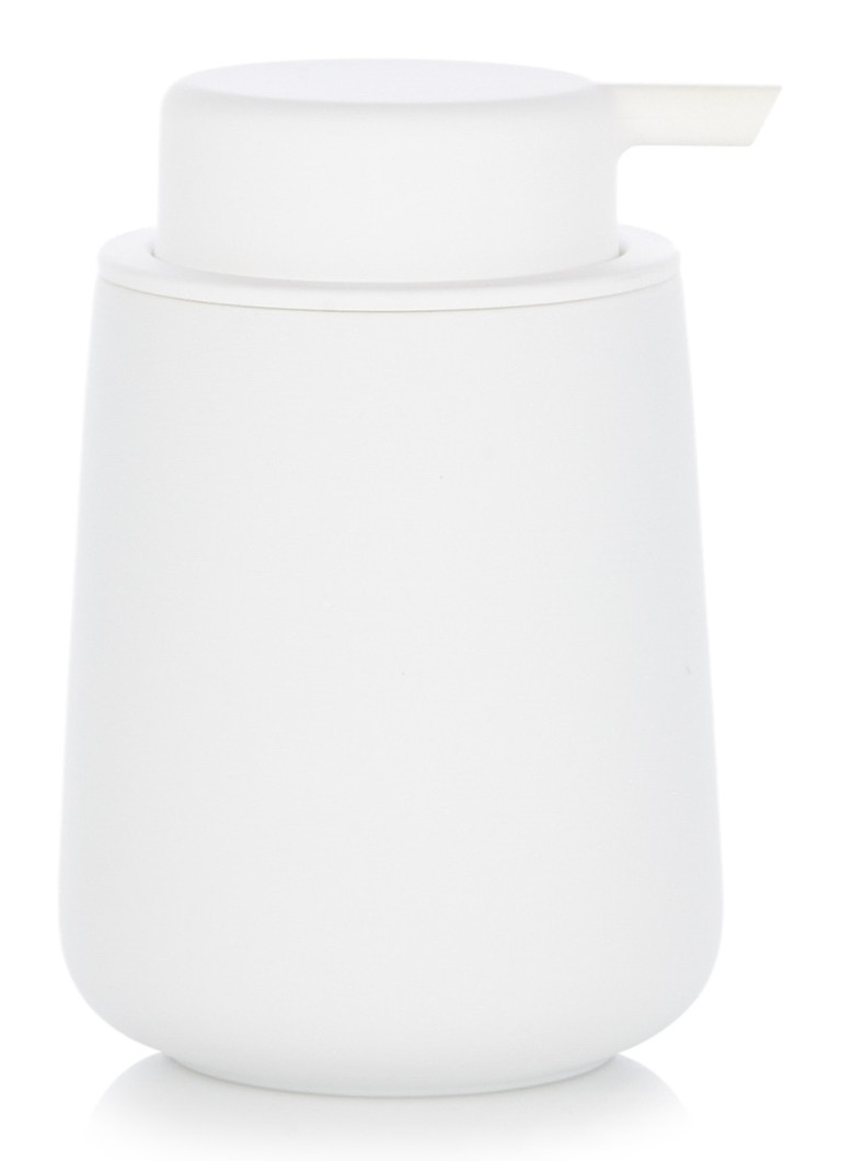 Soapdispenser white nova one