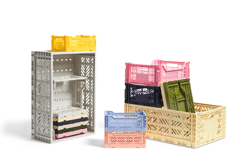 Hay Colour Crate M navy