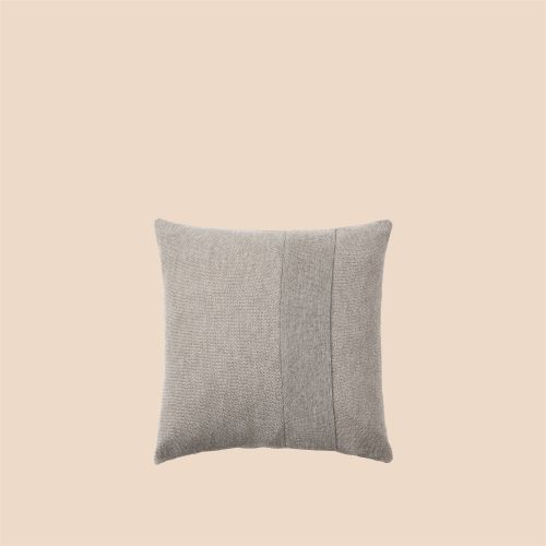 Layer Cushion 50x50 sand grey