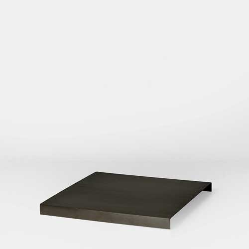 Ferm Living Tray For Plantbox Black