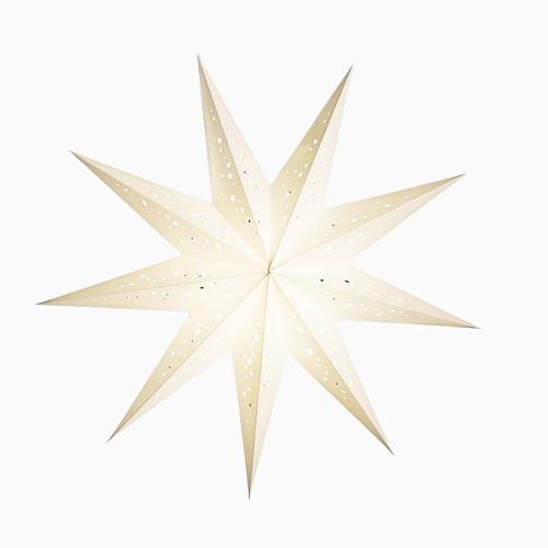 Kerstster Bianco