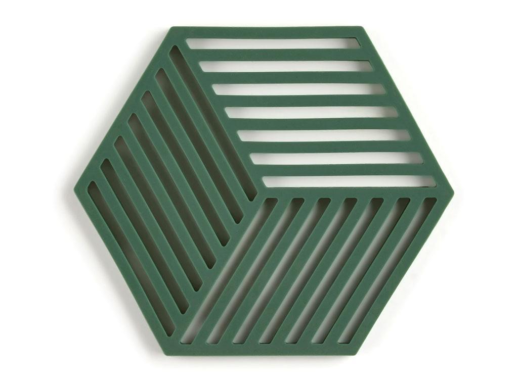 Trivet grass hexagon