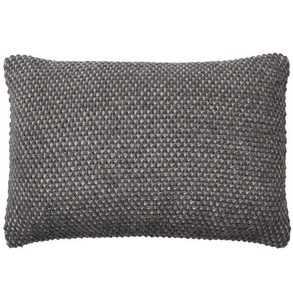 Twine Cushion 40x60 dark grey