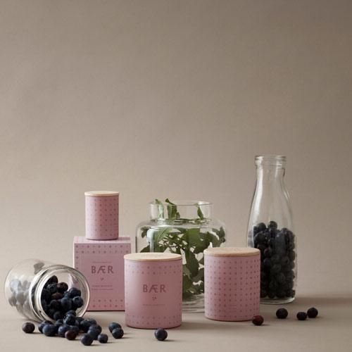 Skandinavisk Baer/berry harvest geurstokjes