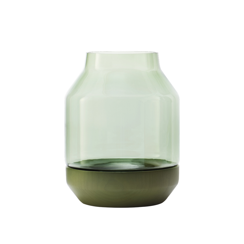 Muuto Elevated Vase Green