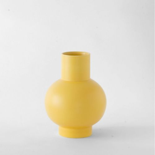 Raawii Large Vase Strøm Freesia Yellow