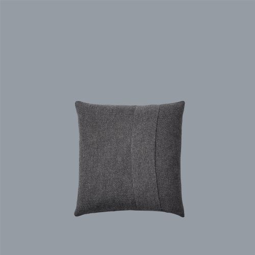 Layer Cushion 50x50 dark grey