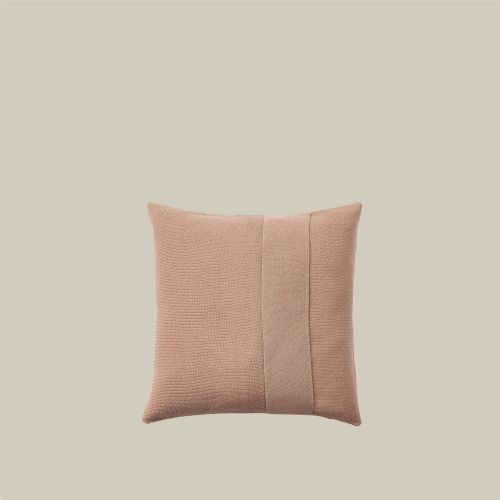 Layer Cushion 50x50 dusty rose