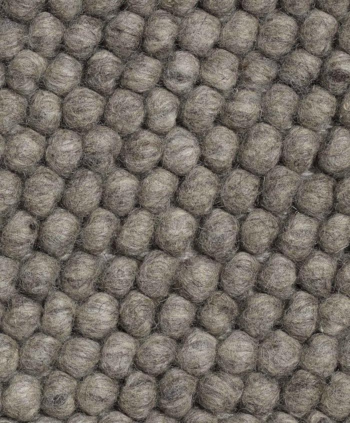 Peas 170x240 Dark grey