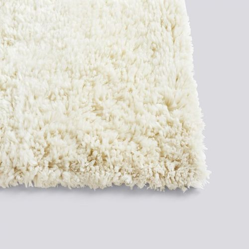 Shaggy Rug 140 x 200 Cream