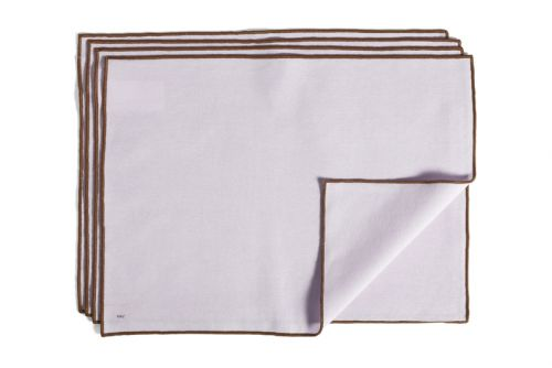 Hay Contour Placemat set of 4 Lavender