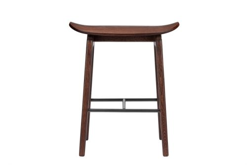 NORR11 NY11 Stool Dark Stained