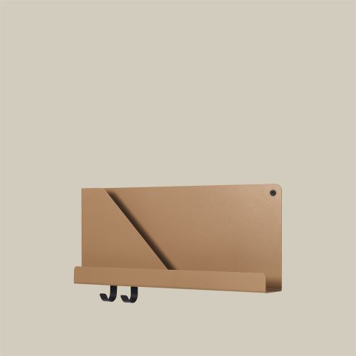 Muuto Folded Shelf S Burnt Orange 51cm
