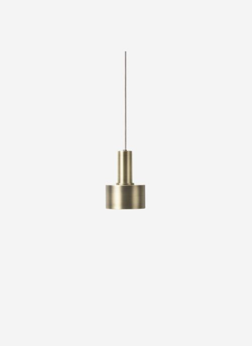 Ferm Living Disc Shade Brass