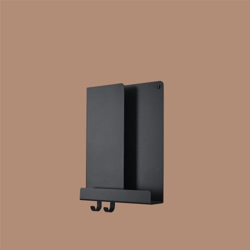 Muuto Folded Shelf black 29,5cm