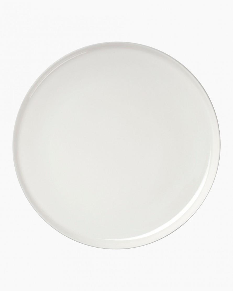 Marimekko Oiva Plate White 25cm