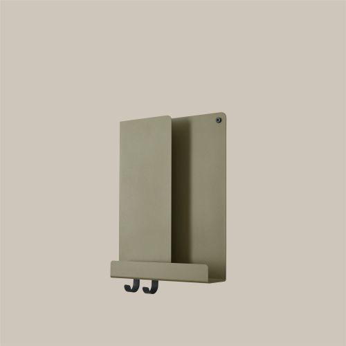Muuto Folded Shelf olive 29,5cm