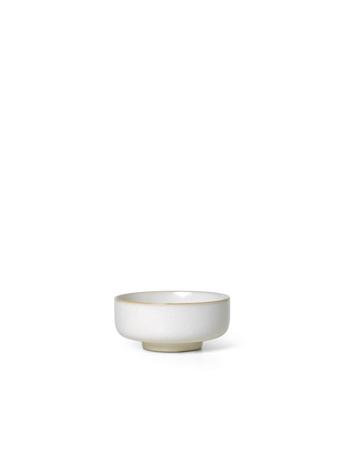Sekki Bowl - Small - Cream