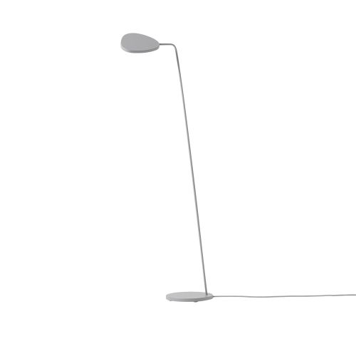 Muuto Leaf Floor Lamp Grey