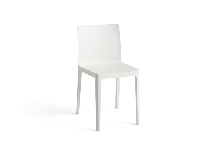 HAY Elementaire Chair Cream White